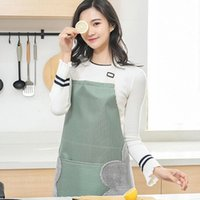 Kitchen Chef Waiter Apron Sleeveless Cooking Baking Grilling...