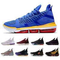 2019 Oreo XVI 16 Remix L SuperBron CNY King Lightyear Uomini Scarpe da Basket Mens Athletic Trainers 16s Sports Designer Sneakers Chaussures