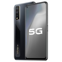 "Orijinal VIVO Y70S 5G LTE Mobil Telefon 8 GB RAM 128 GB 256 GB ROM Exynos 880 Octa Çekirdek 6.53"" Tam Ekran 48MP OTG Wake Face ID Akıllı Cep Telefonu"