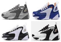 Compre Nike Air Monarch The M2K Tekno 2019 M2K Tekno Zoom Hombres Zapatillas De Diseñador Correr 2K 2000 Hombres Entrenador Al Aire Libre Moda Lujo