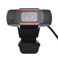 كاميرا ويب HD مع ميكروفون 720P التركيز التلقائي 2 ميجابيكسل USB دفق كاميرا ويب للكمبيوتر