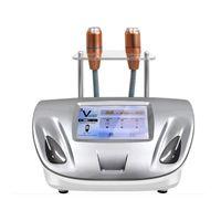 كوريا جهاز إزالة التجاعيد الساخن بيع الوجه رفع الخامس ماكس هيفو آلة تجديد الجلد معدات التجميل