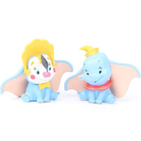 2 Styles Flying elephant toys 2019 New Cartoon Action Figure...