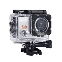 Motocicleta dashcamera Sports Videocámaras Cámara de video de acción bicyle bike recorder DVR Full HD 1080p Waterproof Dash Camera DV