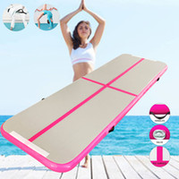 3m Air Track Tumbling Matter for Gympass Airtrack Floor Mats with Electric Air Pump for Home Use Cheerleading Training