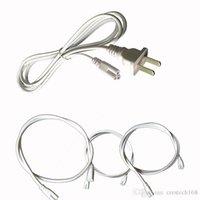 t8 t5 Rohr Rohr mit V-förmigen Röhre integrierten LED Röhren 6 ft Stromkabel mit Schalter US-Stecker für Integrierte T8 T5 LED Röhren Leuchten