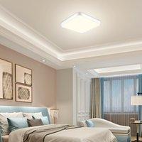 울트라틴 스퀘어 침실 빛 현대적인 미니멀리스트 북유럽 거실 식당 통로 조명 고성능 LED 천장 L