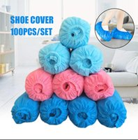Disposable Shoe Cover Non Woven Boot Cover 100pcs pack Thick...
