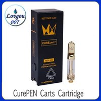 CurePEN Carts Cartridge 0. 8ml Ceramic Coil Gold West Coast C...
