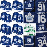 Wholesale toronto st pats jersey for sale - St Pats Toronto Maple Leafs  Jersey Jake Gardiner bfd59ffe6