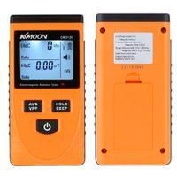 전자기 방사선 검출기 미터 DeCimeter 시험기 카운터 핸드 헬드 디지털 LCD EMF 미터 측정 테스터