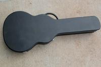 Hard Case Hard Especial Forma Preta Hardcase para guitarra elétrica, a cor e o tamanho podem ser personalizados
