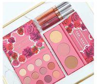 Karrueche x colourpop make-up set fem rosa pr collectie kit op voorraad
