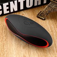 Nuevo Mini Altavoz Bluetooth Sistema de sonido de altavoz inalámbrico portátil Sistema de sonido estéreo 3D Surround de música TF estéreo Super Bass Columna