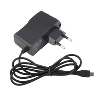 5V 2A Micro USB-oplader Adapter Kabelvoeding voor Samsung Galaxy LG HTC Sony Android Tablet PC met OPP-zak