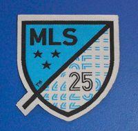 2020-2021 American Major League Soccer Patch MLS Futebol Patch Futebol Badge Atacado Frete Grátis!