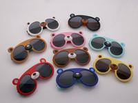 أزياء لطيف الطفل يستقطب نظارات شمسية أطفال الأطفال الفتيات الفتيان الرياضة نظارات tr90 أطفال نظارات الطفل الطفل نظارات شمس uv400 نظارات 1930