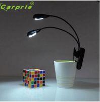 Süper Ayarlanabilir Goosenecks Klip Standı Müzik Standı ve Kitap Okuma Işık Kitap Işıkları için LED Lamba