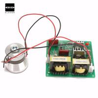 Livraison gratuite 110V 100W 40K carte de pilote de puissance de nettoyeur ultrasonique + 1PCS 60W 40K transducteur pour les machines de nettoyage ultrasonique à circuit intégré