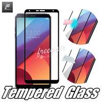 Impression Soie Verre trempé pour LG 5 9H 0.3mm Stylo 2.5D courbe Plein écran couvert Protecteur pour Huawei P20 Lite Freegate