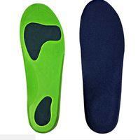 تقويم العظام قوس الدعم النعال تصحيح كامل طول الحذاء وسادة العظام إدراجات للأقدام مسطحة النعال ماصة العرق