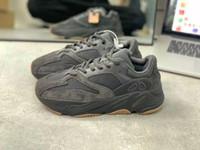 nuevo Wave Runner Zapatos de running de inercia malva Kanye West Zapatos de diseño estático La zapatilla deportiva analógica Salt de alta calidad Tamaño 36-46
