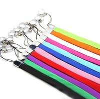 Neueste Bunte Lanyard Metall Feste Fingerring Seil Halskette Tragbare Bequemlichkeit Für Wachs Herb Vape Stift EGO Batterie E-Zigarette DHL