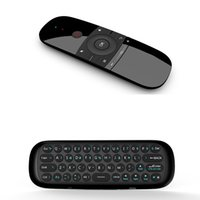 57B W1 Keyboard With IR Learning 2. 4G Wireless Remote Contro...
