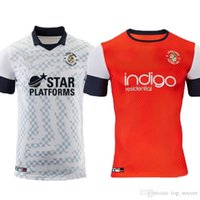new 19 20 Luton Town soccer jerseys home red 19 20 camisetas...