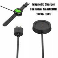 USB Magnetic Charging Dock-Kabel für Xiaomi Huami Amazfit GTS GTR 42mm 47mm Uhr-Cord-Ladekabel