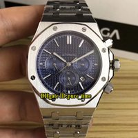 New 41mm 26320ST. OO. 1220ST. 03 Blue Dial Automatic Mens Watch...