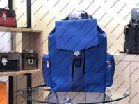 Кошелек M30419 Backpack Tote Hotevas Travel Cheaghide плечо подлинный дизайнер мужчин кожаная багажная сумка M30417 Открытый Eclipse Relds Satche MMNK