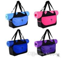 متعددة الوظائف حقيبة اليوغا، حصيرة اللياقة البدنية، حقيبة الظهر اليوغا للماء، حقيبة اللوازم، حصيرة اليوغا حصيرة غير المدرجة)