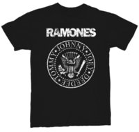 Ramones Destroyed Punk Rock Tee shirt Homme M L 234XL N183