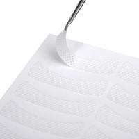 200pcs Under Eye Pads Medical Non-tessuto Tessuti Patch Adesivi adesivi adesivi adesivi per ciglia