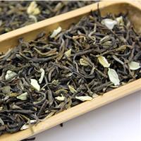 100 г Китайский органический Hengxian высший сорт Цветок жасмина зеленый чай здравоохранение сырой чай новый весенний чай зеленая еда