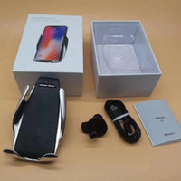S5 Wireless Car Charger 10w Fastest Charging with Box For Ap...