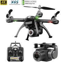 1pcs Drone 4K 1080P 720P batería de larga duración de alta definición cámara de control remoto Gesto cuatro ejes de aire de presión fija Aviones Altitud