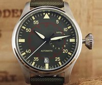 New Top brand luxury mens watch Pilot series IW500401 500901...