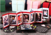 Explosion Box Hexagon Shape Handmade Boom Gift Box DIY Photo...