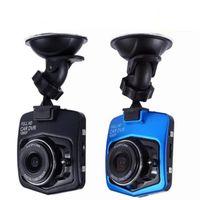 """كامل HD 1080P 2.4 """"LCD HD DVR سيارة كاميرا الأشعة تحت الحمراء للرؤية الليلية فيديو تاكوغراف G-وقوف السيارات الاستشعار فيديو ومسجلات كاميرا Registrator"""