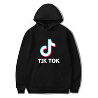 Tik Tok Fashion Hip Hop Hoodies Sweatshirts Casual Men Women Hooded Pullover Tops Long Sleeve Unisex Clothes High Quality