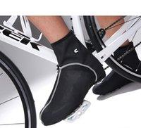 Hot Wholesale-Windrpoof étanche polaire thermique ciclismo Montagne Sport Vélo Vélo Couvre-chaussures couvre-chaussures vélo équitation serrure couvre-chaussures