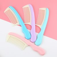 Tamax CB004 Narrow WideTeeth Detachable Hair Care Comb Hairb...