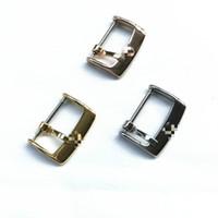 Moda Marka Serisi Omega Kelebek Uçan Yeni Toka Kayışı Aksesuarları Paslanmaz Çelik Donanım Pin Toka 12 14 16 18 20mm