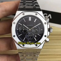 7 Color 41mm Royal Date 26320ST. OO. 1220ST. 01 BlackDial Autom...