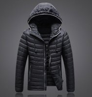 2018 Men' s Packable Classic brand north Down coat outdo...