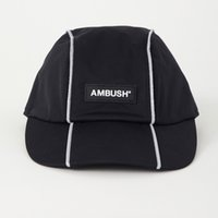 29827802225 Wholesale athletic hats for sale - 19SS AMBUSH REFLECTOR CAP Fashion Logo Hat  Cap Street Travel
