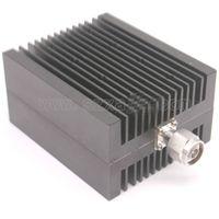 ارتفاع RF السلطة المخفف N الذكور إلى الإناث N 100W DC-3G-XDB (X: 30DB) الحرارة المصارف شحن مجاني