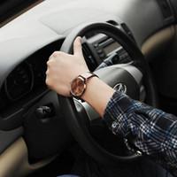 CWP 2021 SINOBI 클래식 시계 패션 탑 브랜드 럭셔리 가죽 스트랩 남성 시계 간단한 제네바 쿼츠 손목 시계 relogio masculino